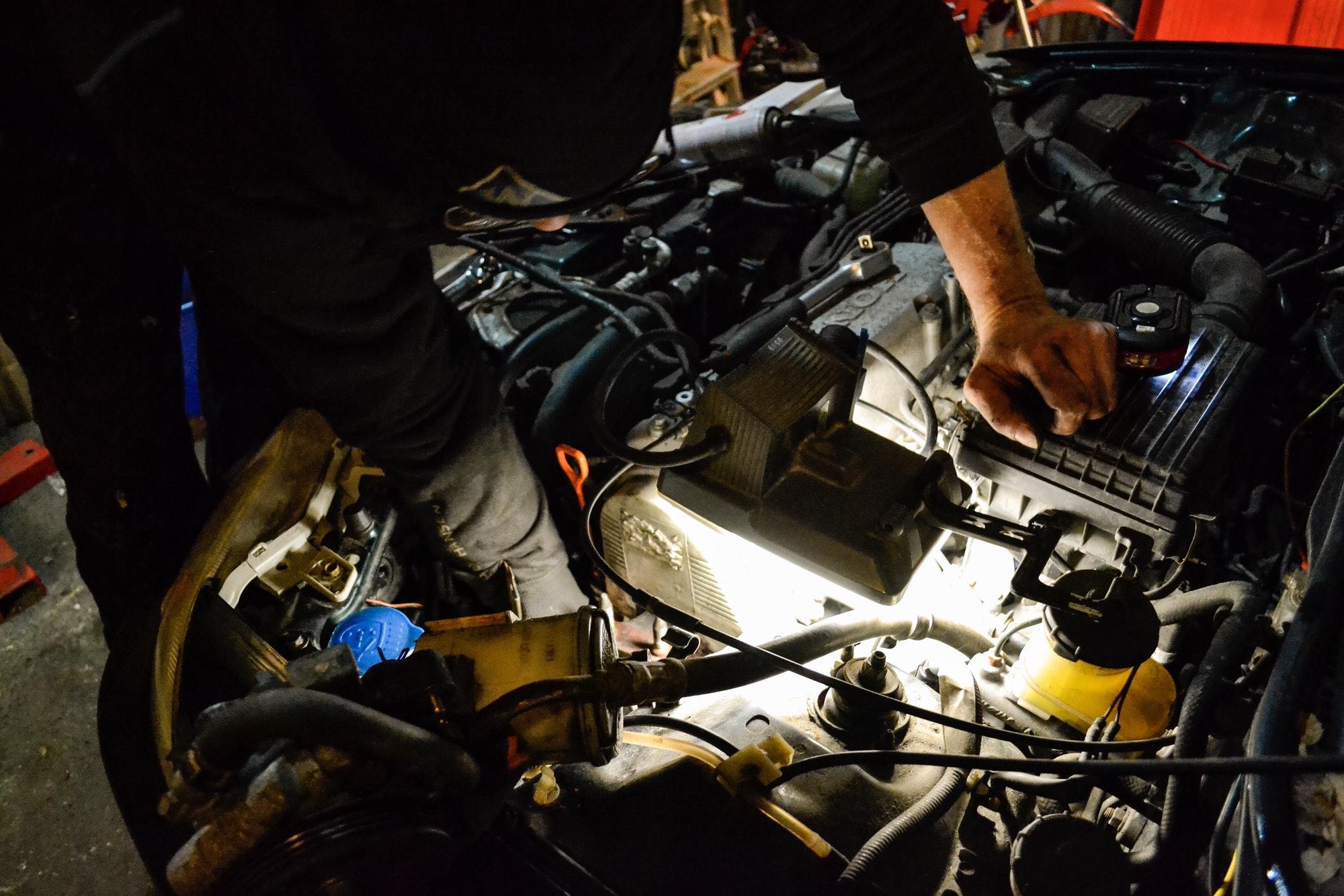 Car repairation
